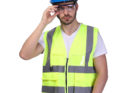 GOGO High Visibility Breathable Safety Vest Reflective Uniform Vest